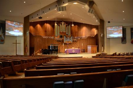 House of Worship - Los Angeles Audio Video Company