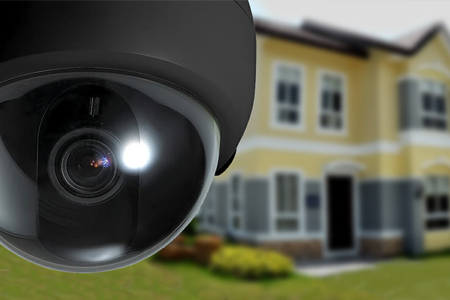 Security cameras installation company
